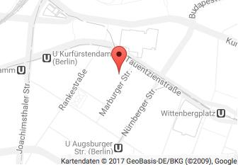 Marburger Strasse 2 10789 Berlin